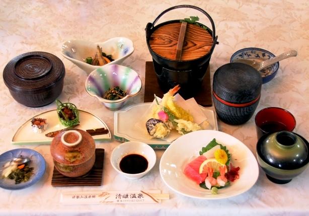 【西郷どんの楽天地へGO!】【鹿児島郷土料理会席2食付きプラン】