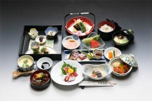 法事料理3,000円コース例