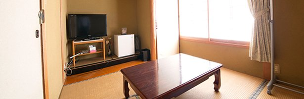 2階和室4.5畳のお部屋