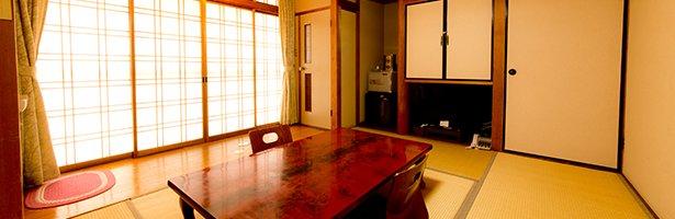 2階和室6畳のお部屋