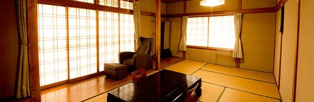 2階和室8畳のお部屋