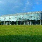 国分海浜公園体育館